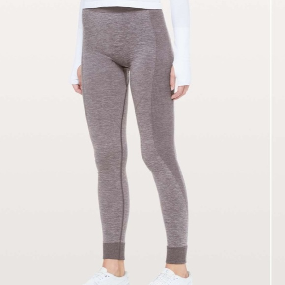 36e8553c6 Lululemon Swiftly Wool Tight (6) NWT. Listing Price   80.00. Your Offer